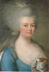 Benedita of Portugal (1746 - 1829). Daughter of Jose I and Mariana Victoria of Spain. She married Jose, Prince of Beira, but had no children.