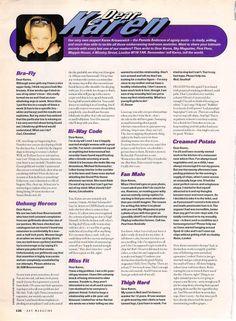 1990s Dear Karen column