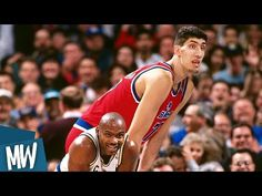 Top 10 Tallest NBA Players Ever - YouTube