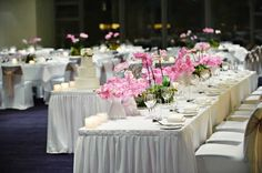 RECEPTION GALLERY | Events By Nadia | Weddings | Decorations | Styling | Hire | Sydney