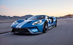 Ford GT 2017 - Wow!