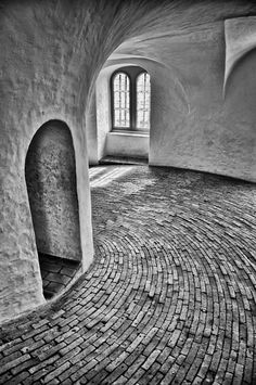 """The """"Round Tower"""" of Copenhagen, a must see for all tourist coming to our city. A wonderful photogenic tower and with an amazing look over the city when reaching to the top. Danish Culture, Art Nouveau, Round Tower, Denmark Travel, Odense, Copenhagen Denmark, Art Moderne, Danish Design, Oh The Places You'll Go"""