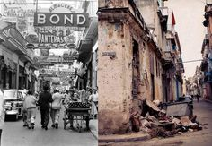 Cuba before and after Castro