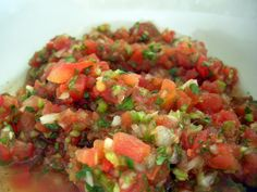 Copycat Chuy's Salsa 2 by doublejdesign, via Flickr
