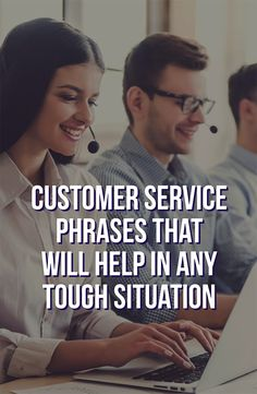 With these tips on how to handle customers in tough situations, you are bound to help them feel valued and heard. Your customer service will be unforgettable! Customer Service Quotes Funny, Customer Service Training, Customer Service Jobs, Customer Service Representative, Service Client, Customer Experience, Bill Gates, Phone Etiquette, Leadership