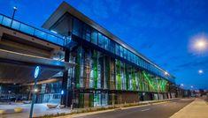 Rouse Hill Metro Station, Sydney Public Architecture, Architecture Awards, Landscape Architecture, Landscape Design, Sydney Metro, The Precinct, Rapid Transit, Central Station, Hill Station