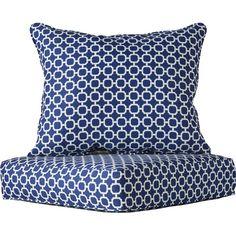 Found it at Wayfair - Hallsboro Outdoor Sofa Cushion