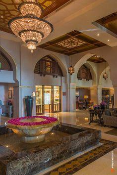 The Palace Downtown Dubai Hotel - Dubai, UAE.