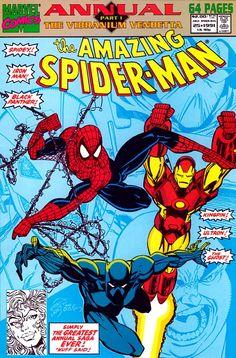 Amazing Spider-Man Annual (vol 1) # 25