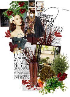 """autumn"" by sandrianna ❤ liked on Polyvore"