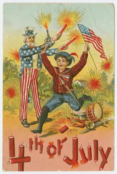 4th of July. NYPL Digital Collections