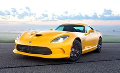 SRT Viper to be Sold at as Few as 100 Chrysler Dealers. For more, click http://www.autoguide.com/auto-news/2012/09/srt-viper-to-be-sold-at-as-few-as-100-chrysler-dealers.html