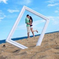 Use a board to take an artistic photo Summer Beach Activities Fun for . - Use a board to take an artistic photo Summer Beach Activities Fun for Kids and Parties - Beach Photography, Creative Photography, Couple Photography, Engagement Photography, Photography Tips, Wedding Photography, Levitation Photography, Exposure Photography, Abstract Photography