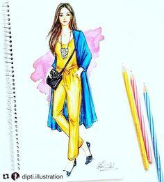 Super ideas for fashion ilustration coat outfit Dress Design Drawing, Dress Design Sketches, Fashion Design Sketchbook, Fashion Design Drawings, Fashion Sketches, Fashion Model Drawing, Fashion Figure Drawing, Fashion Drawing Dresses, Fashion Dresses