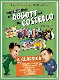 The Best of Abbott & Costello, Vol. 4 (Abbott & Costello ... http://www.amazon.com/dp/B000A1INIA/ref=cm_sw_r_pi_dp_V67kxb1NFW9Y0