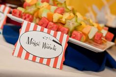 Magic Themed Birthday Party - Kara's Party Ideas - The Place for All Things Party