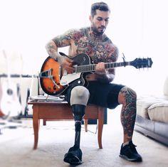Alex, un musicien hors pair.