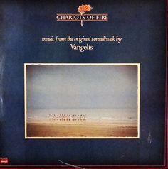 Chariots Of Fire  Vangelis 1981   LP Album Vinyl by DorenesXXOO