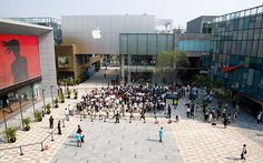 Apple Music, #iTunes Movies and #IBooks launches in China http://tcrn.ch/1JBzQ9R