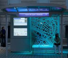 innovative bus stops - Google Search