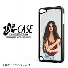 Selena Gomez DEAL-9461 Apple Phonecase Cover For Ipod Touch 5