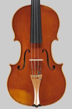 Daniele Scolari - Viola modello Ornati (1921) - anno di costruzione: 2008