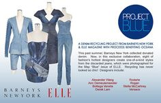 denim couture auction on ebay for project blue 2 Recycled Denim ...