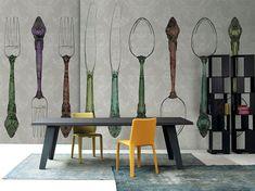 Decorative Wallpaper by Inkiostro Bianco