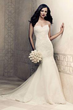 4358 by Paloma Blanca @ Wedding Atelier