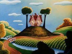Michael Sporn Animation – Splog » Peet's Little House 1