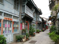 Shen-nong St. Tainan #Taiwan 神農街