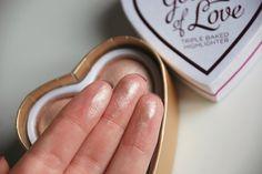 LEMONAID LIES: Makeup Revolution | Blushing Hearts Trio