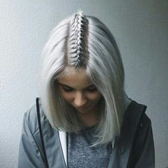 hair, braid, and hairstyle Bild