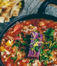 Vegan Miam has published this great Mediterranean Harissa Stew with Purple Sweet Potato recipe using our Edward & Sons Natural Bouillon Cubes: Mediterranean Harissa Stew with Purple Sweet Potat…