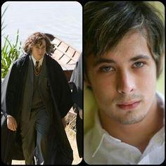"""Teen SIRIUS BLACK (CANUTO) James Walters • Interpretó al jover Sirius en """"Harry Potter y la Orden del Fénix"""""""