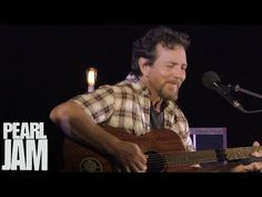"▶ ""Shattered"" (The Rolling Stones Cover) - Eddie Vedder & Jeanne Tripplehorn - YouTube/  Sooo funny!"