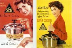 La femme des années 50 | L'image de la femme dans la publicité.