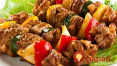 Kebab in the oven Ingredients: Meat (beef or pork) Bow Pepper Salt Hops suneli Preparation: I love the simple barbecue without mayonnaise, Paneer Tikka, Good Healthy Recipes, Vegetarian Recipes, Cooking Recipes, Slow Cooking, Greek Recipes, Indian Food Recipes, Shashlik Recipes, Pollo Tandoori