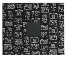Amy Tangerine Sketchbook 12X12 Pattern Album by American Crafts
