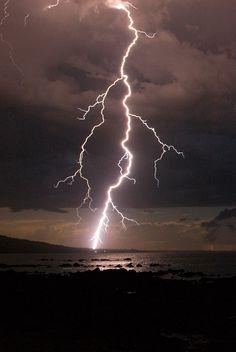 Lightning Bolts by Hoo Ha Man on Flickr