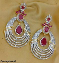 American Diamond Earring premium collection
