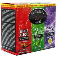 Controlled Labs White Flood, Green Magnitude, Purple Wraath 9 ea Nitric Oxide Supplements, Green And Purple, Labs, Bodybuilding, Health, Fitness, Health Care, Lab, Salud