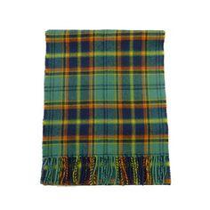 County Antrim Tartan Scarf – The Scottish and Irish Store