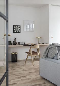 minimal work space