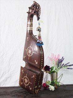 orientalisch Musikinstrument Robab Ruhbab Rebab Rubab afghan volksmusik
