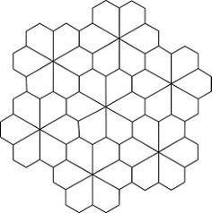 flower tessellations - Google Search