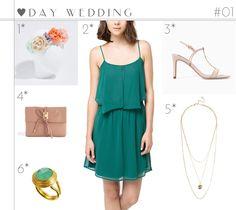 Look invitada boda primavera/verano