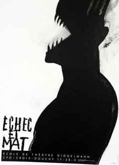 Werner Jeker – Echec et Mat: Ecole de Theatre Diggelmann, 1990