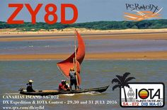 ZY8D   Expedition & Contest  Brazil  IOTA SA-072
