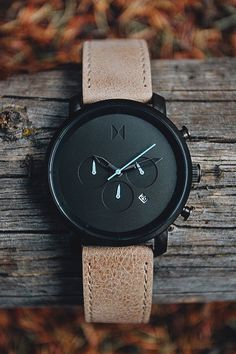 "MVMT Chrono Gunmetal/ Sandstone | Buy HereUse the code ""captvinvanity"" to save $10 on your order.!"